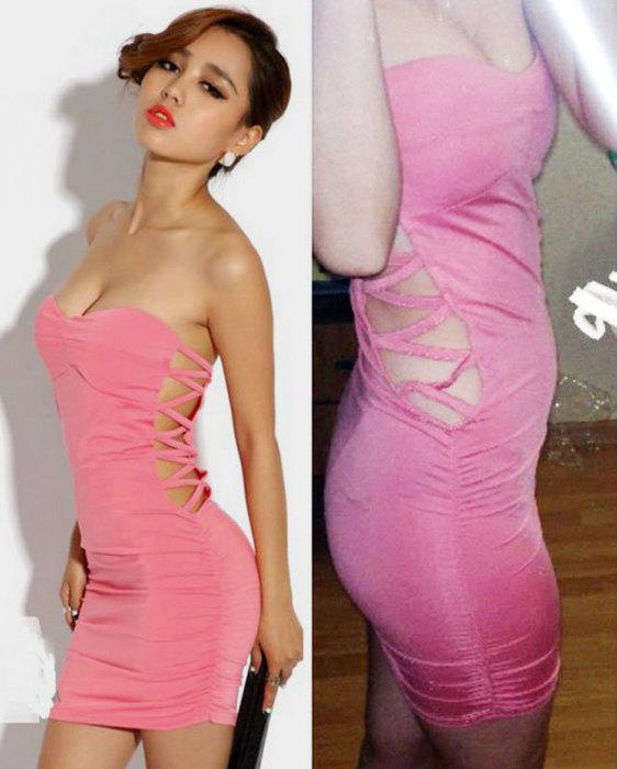 9 новогодних платьев из Китая, с которыми явно что-то не так