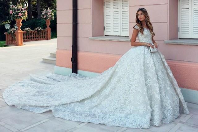 Топ красивых, роскошных и баснословно дорогих платьев кавказских невест