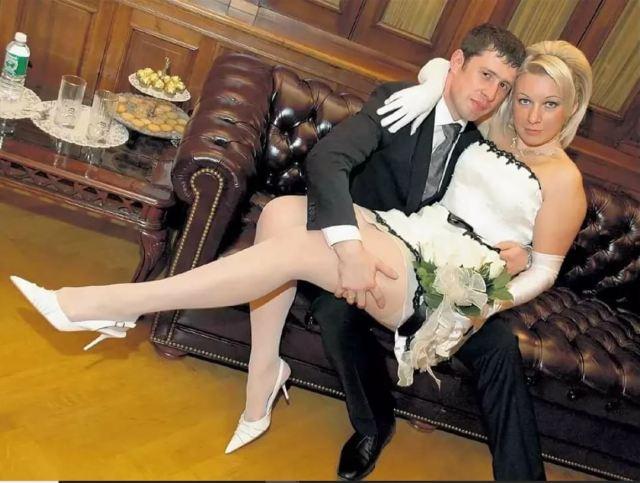 Редкие фото - как выглядели известные политики во время своего бракосочетания