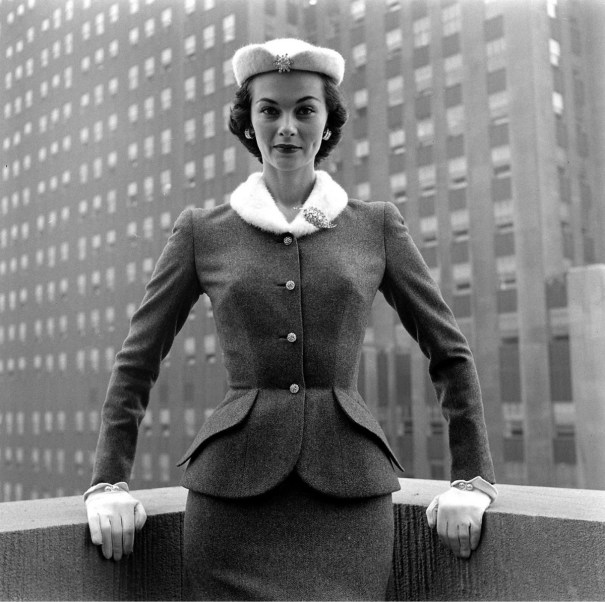 Женственный и элегантный стиль 1950-х годов
