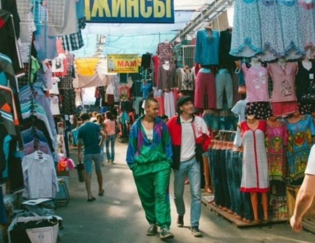 10 атмосферных фото, которые напомнят вам о 90-х