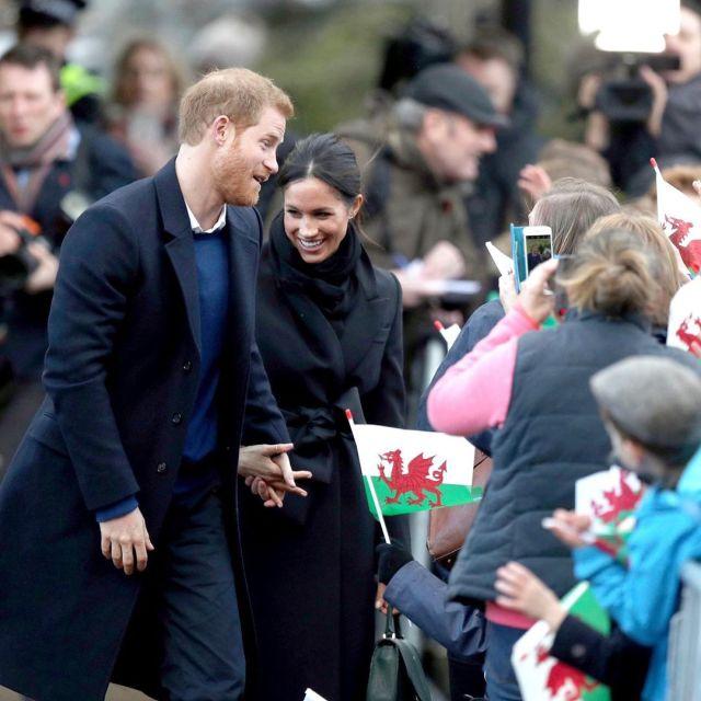 «Теперь не пропадут» Принц Гарри и Меган Маркл наконец нашли работу