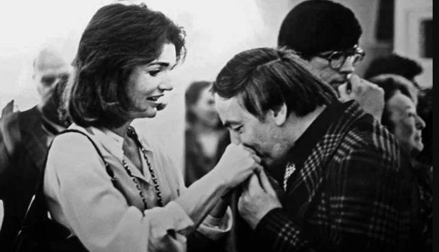 Жаклин Кеннеди и Андрей Вознесенский - любовная связь первой леди и советского поэта