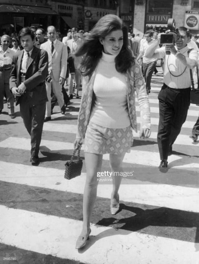 Фото о том, насколько провокационной была мода в прошлом