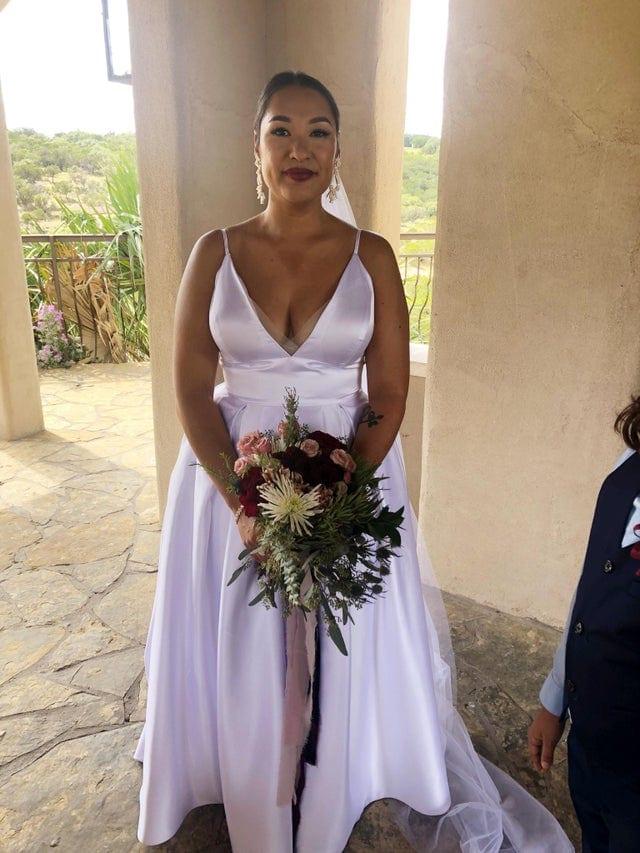 10 невест, решившие сэкономить и доказавшие - дешёвое свадебное платье может быть роскошным