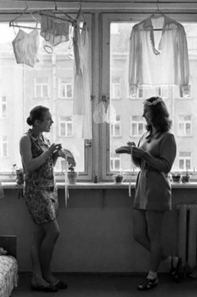 """""""Общежитие слушает"""" Как жили обычные студенты в СССР"""