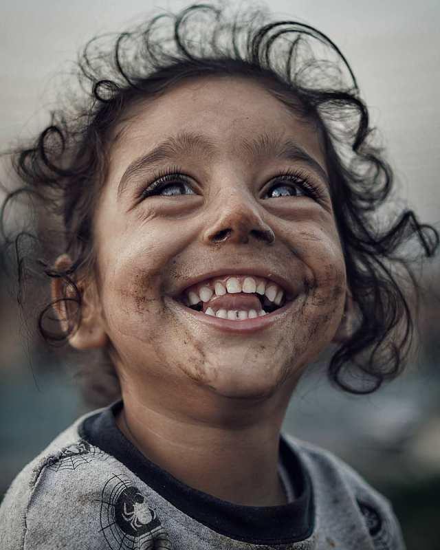 Глаза - зеркало души: 10 невероятных работ турецкого фотографа, покоривших сердца
