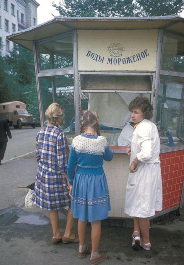 Назад в СССР. 15 душевных фото с чувством доброй ностальгии