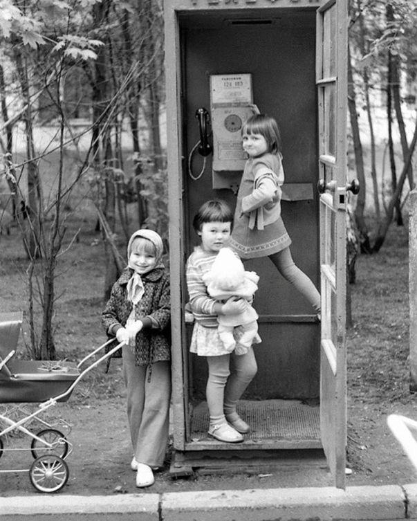 Фотографии из прошлого, когда все были дружнее и счастливее
