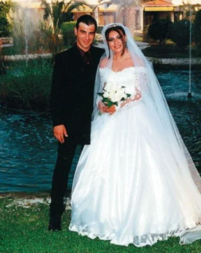 Архивные свадебные фото наших любимых звёзд: как женились без грима и фотошопа