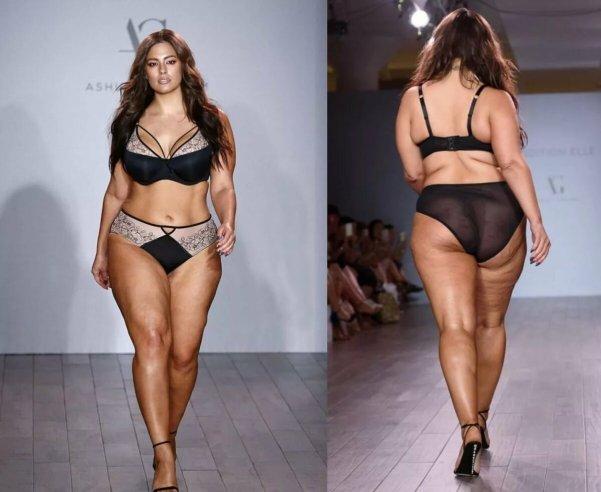 Быть худым больше не модно. Фото знаменитостей, которые гордятся своим весом