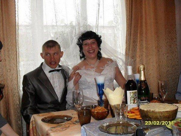 Свадьба по-деревенски. Фотографии, которые не оставят вас равнодушными