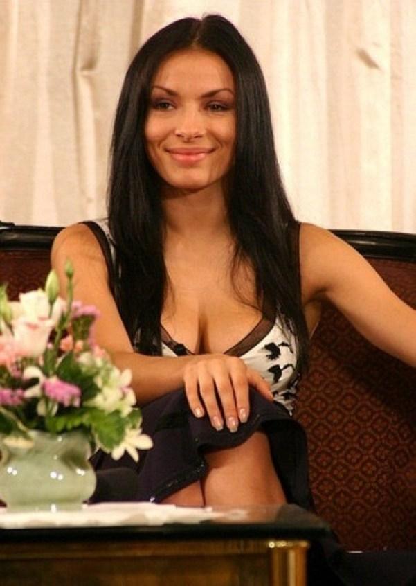 Надя уже давно сдала. 38-летнюю Грановскую не узнать из-за возрастных изменений