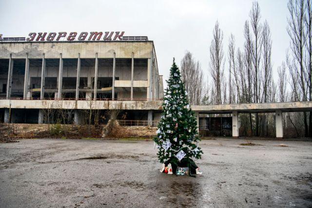 35 лет спустя. Как сейчас выглядит город-призрак Припять после аварии