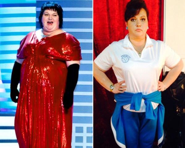 Победили себя. Звезды, которые безнадежно имели лишний вес, но смогли похудеть