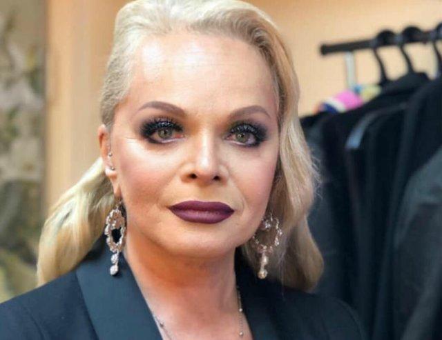 Теперь врать бессмысленно. 65-летняя Долина показала истинное лицо без фотошопа
