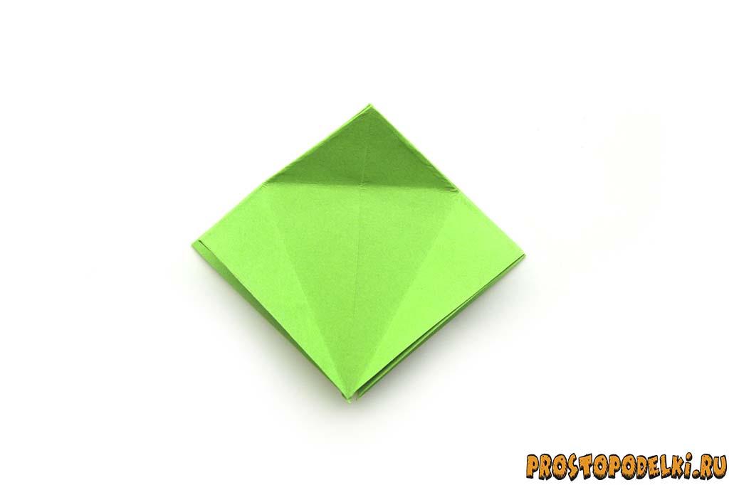 Оригами тасбақасы-11