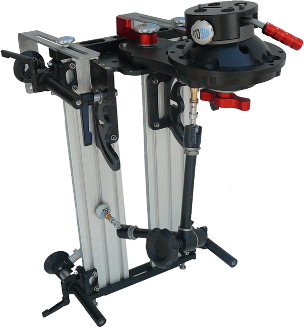 Camera Car Grip By Prosup Professional Camera Support