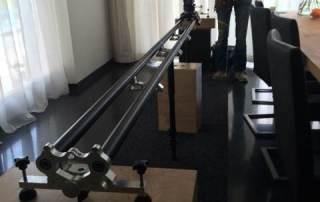Prosup Camera track - camera slider case