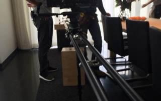 Prosup Camera track - camera slider Tango Pelicase - Prosup Professional Camera Support
