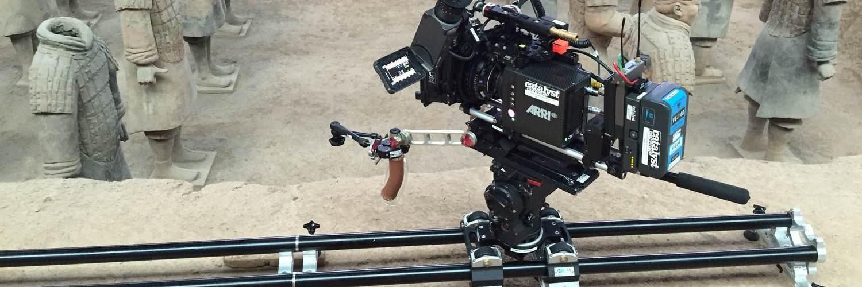 Camera Slider - Camera Track by - Prosup Professional Camera Support