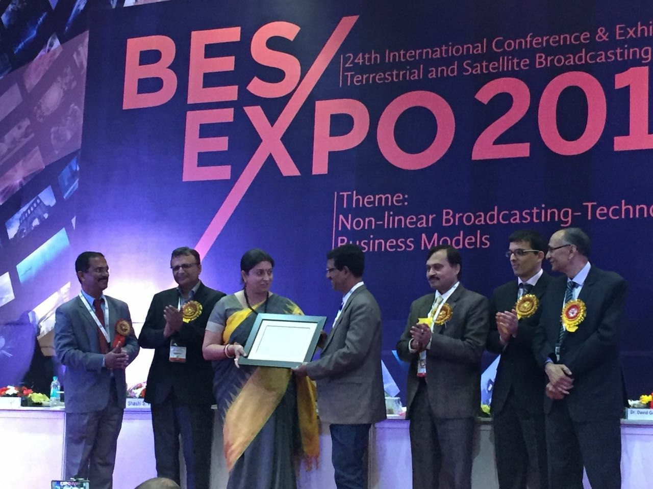 Bes broadcast engineering society india