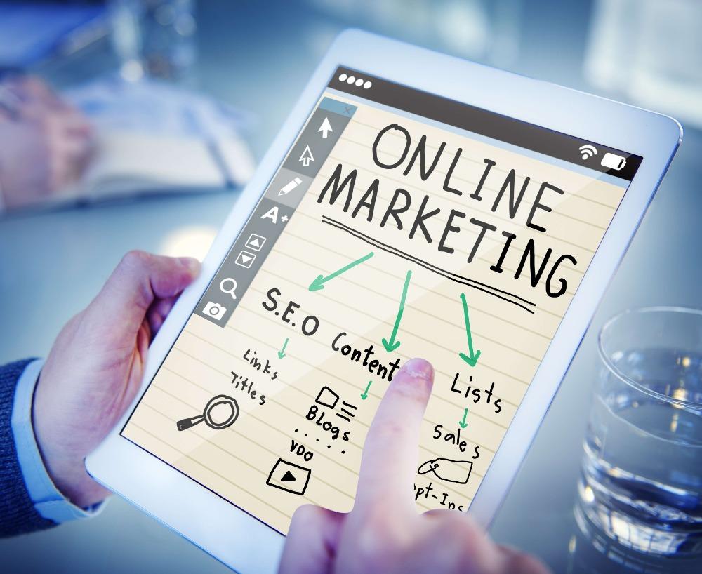 Social Media,Blog,SMS & Email