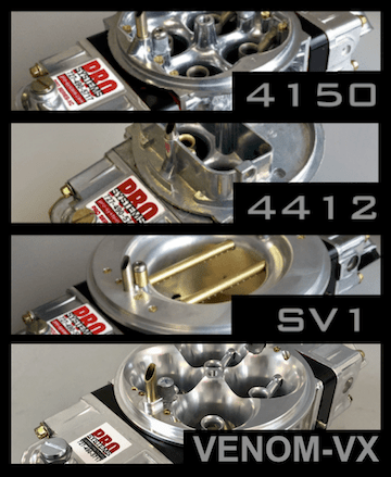 Circle Track and Road Racing Carburetors - Pro Systems Racing Carburetors