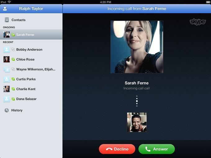 Можно ли звонить с iPad  Звоним с iPad на телефоны