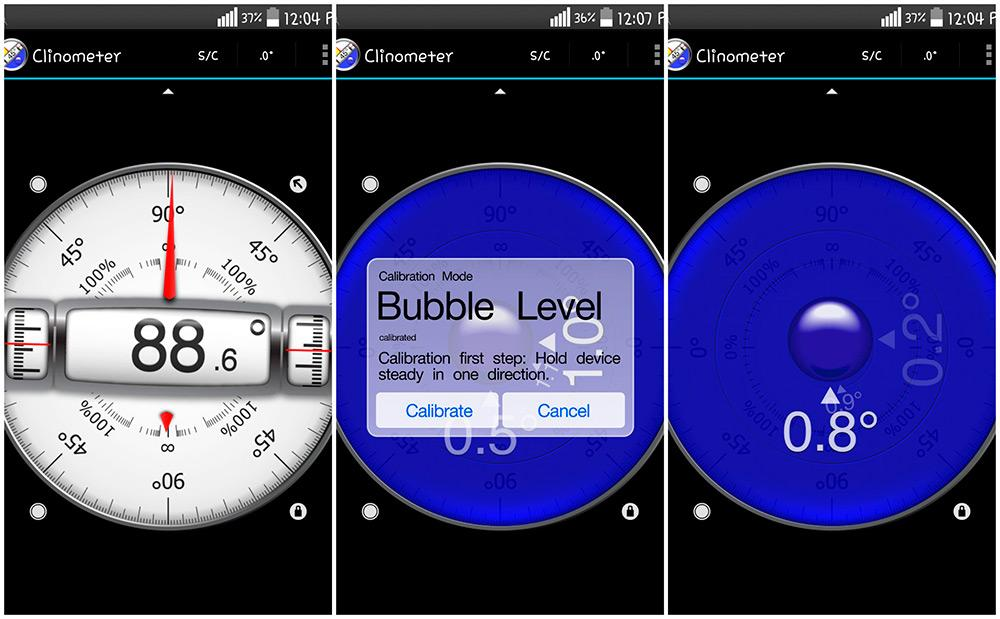 Screen calibration huawei  Sensor calibration on android