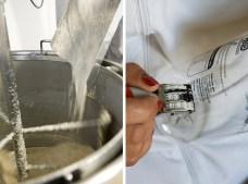 La elaboración artesanal es la base de este producto