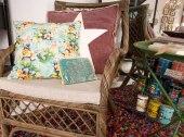 Textiles y detalles hechos a mano