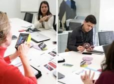 Ana Piqueras nos explica los detalles del packaging y José ojea nuestra revista
