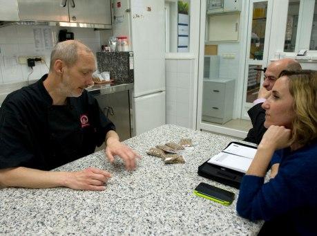 James nos habla sobre una nueca mezcla para caracoles