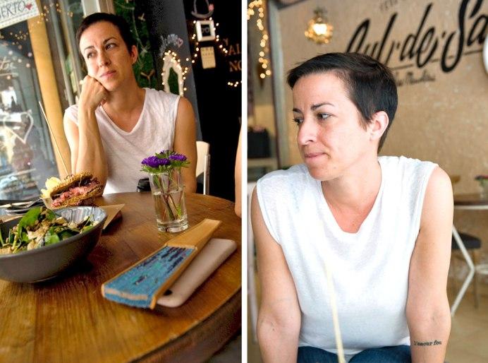 La música, el arte y la cocina le apasionan a Waldesca