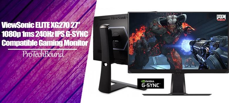 best ViewSonic Gaming Monitors Under 500 USD