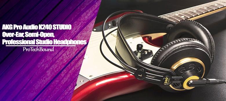 Best Semi-Open, Professional Studio Headphones