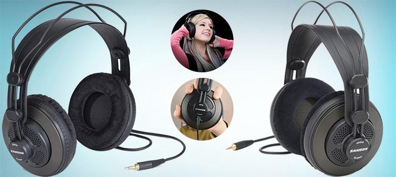 Best Semi Open Back Headphones In Under 50 Dollars