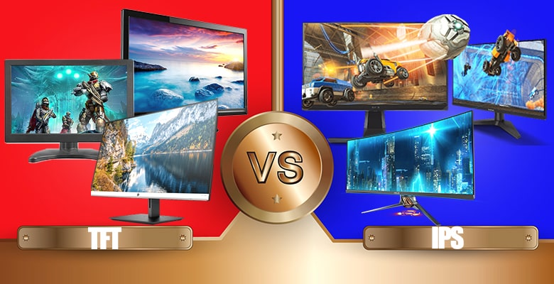 TFT vs. IPS Display: What's the Difference
