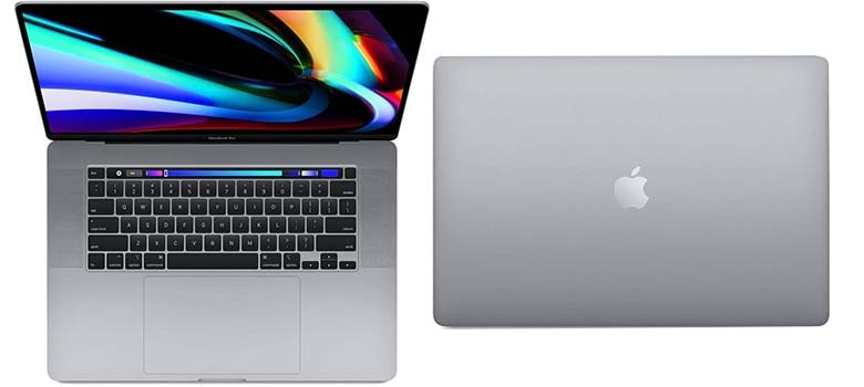 Latest and Best Apple Laptop - MacBook - ISO