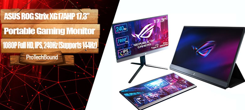 Best Portable Gaming Monitor