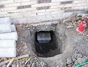 Pressed Piling Foundation Repair