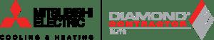 mitsubishi-ductless-heating-cooling-diamond-contractor-elite