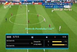 Channel EURO 2016 Sat Chinasat 6A - XJTV 5 Freq 4120 H 27500 Mpeg2-FTA