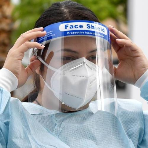 faceshield Protec Med