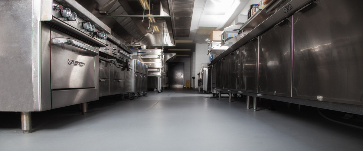 flooring for commercial kitchens