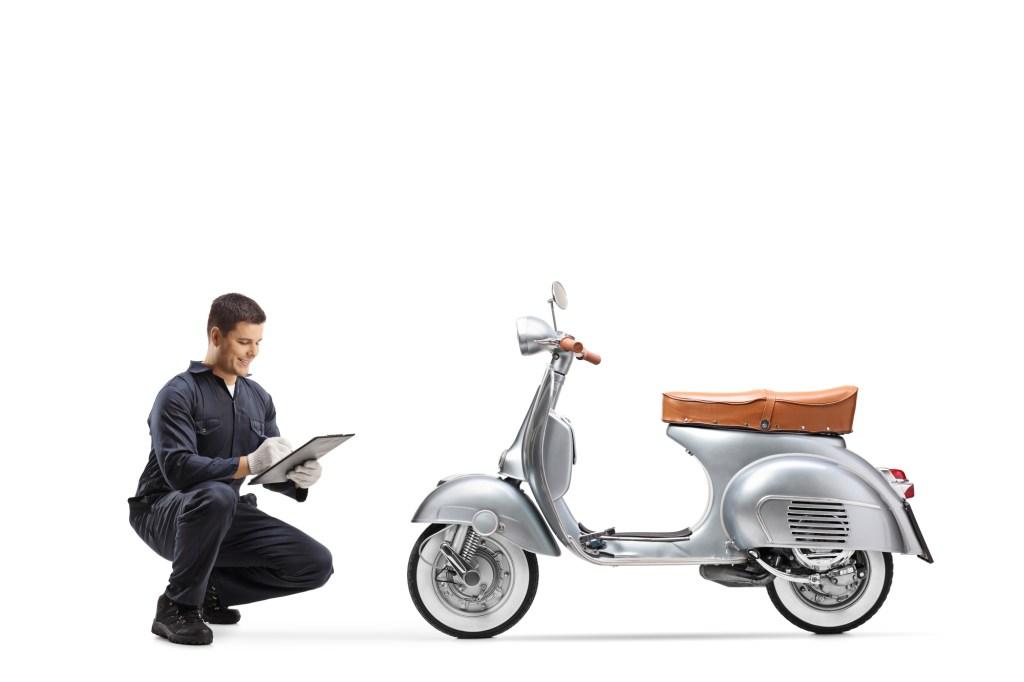 Scooter contrôle technique obligatoire des 2022