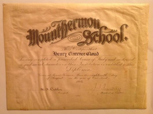 Item 01 MountHermon1906