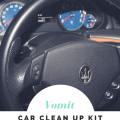 Vomit Car Clean up Kit