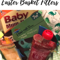 Practical Infant Easter Basket Fillers for Boy or Girl - Cheap and Inexpensive practical gifts for baby.